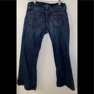 Rare Retro Levi's Redloop Jeans